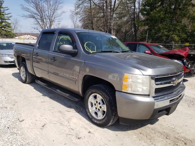 Salvage cars for sale from Copart Northfield, OH: 2009 Chevrolet Silverado