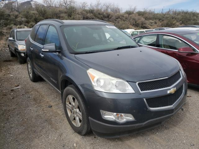 Salvage cars for sale from Copart Reno, NV: 2009 Chevrolet Traverse L