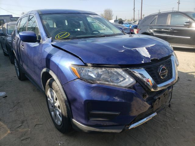 Nissan salvage cars for sale: 2018 Nissan Rogue S