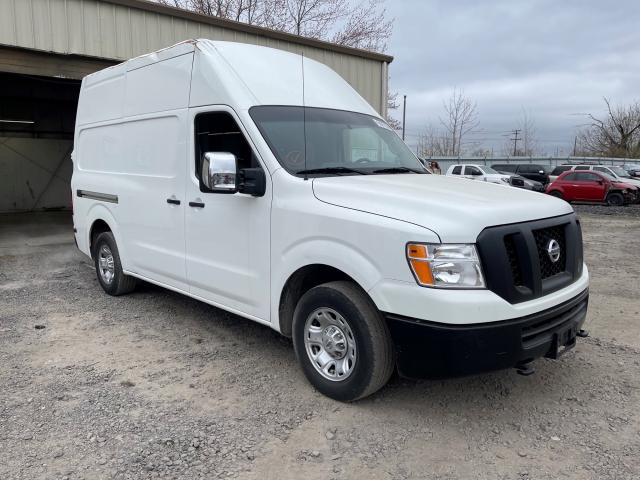 Salvage cars for sale from Copart Portland, OR: 2019 Nissan NV 2500