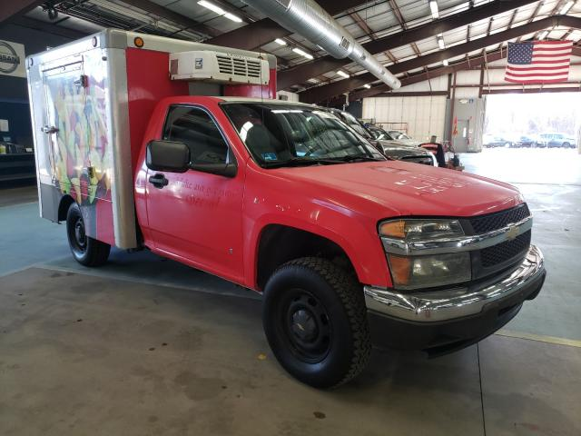 2007 Chevrolet Colorado en venta en East Granby, CT