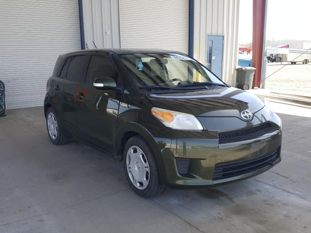 Salvage cars for sale at Billings, MT auction: 2012 Scion XD