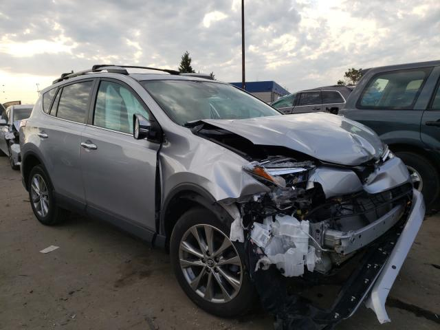 2017 Toyota Rav4 Limited for sale in Woodhaven, MI