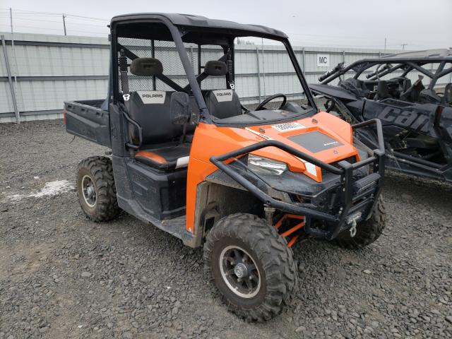 Salvage cars for sale from Copart Airway Heights, WA: 2013 Polaris Ranger 900