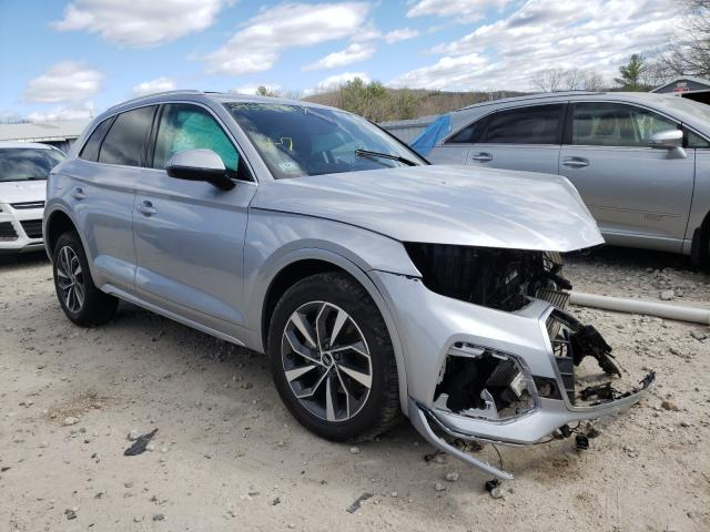 2021 Audi Q5 Premium for sale in West Warren, MA