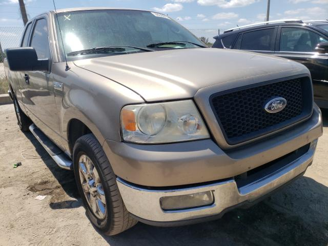 Salvage cars for sale from Copart West Palm Beach, FL: 2005 Ford F150