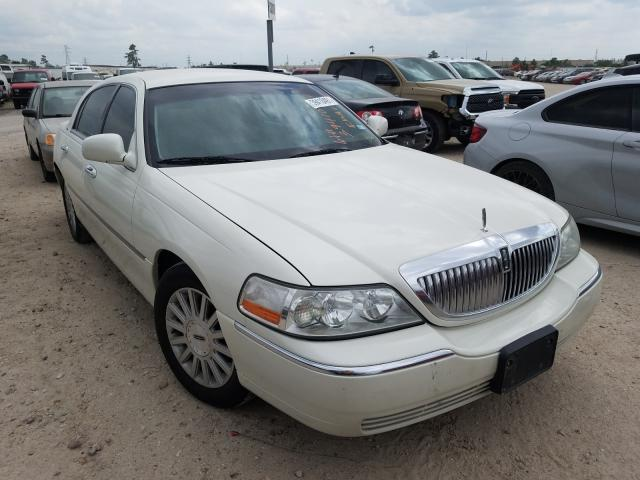 Lincoln salvage cars for sale: 2003 Lincoln Town Car E