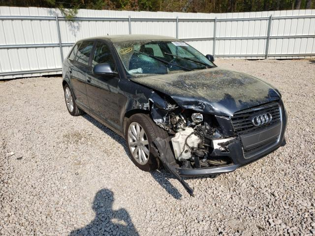 Salvage cars for sale from Copart Knightdale, NC: 2009 Audi A3 2.0T