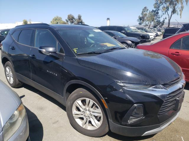 Vehiculos salvage en venta de Copart Martinez, CA: 2019 Chevrolet Blazer 2LT