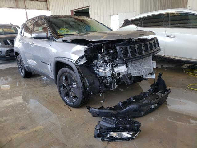 Salvage cars for sale from Copart Homestead, FL: 2021 Jeep Compass LA