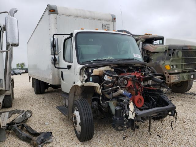 Salvage cars for sale from Copart San Antonio, TX: 2015 Freightliner M2 106 MED