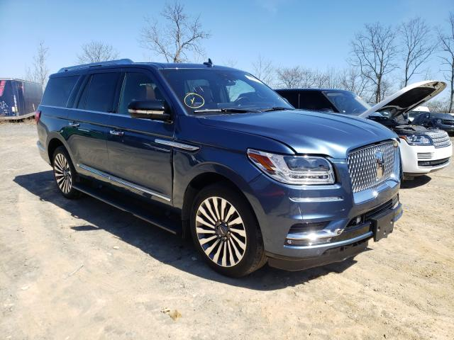 Lincoln Vehiculos salvage en venta: 2019 Lincoln Navigator