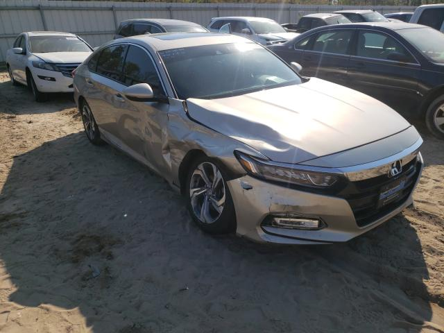 Salvage cars for sale from Copart Gaston, SC: 2019 Honda Accord EXL