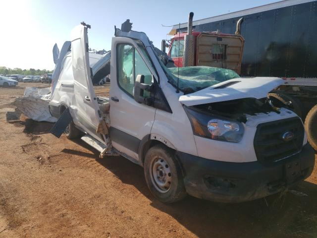 Salvage 2020 FORD TRANSIT CO - Small image. Lot 38760271