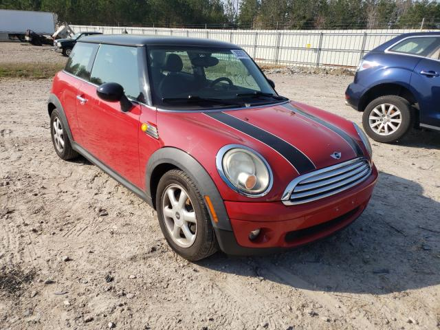 Salvage cars for sale from Copart Charles City, VA: 2007 Mini Cooper