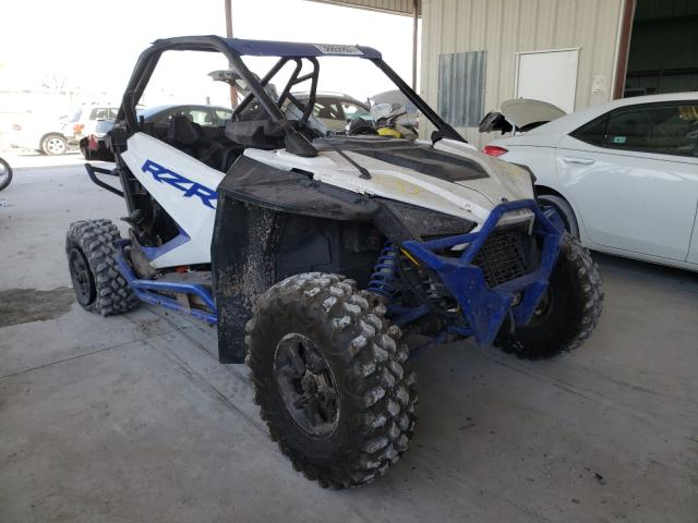 Salvage cars for sale from Copart Homestead, FL: 2020 Polaris RZR PRO XP