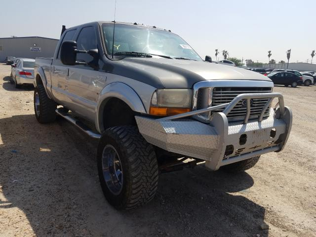 2001 Ford F250 Super for sale in Mercedes, TX