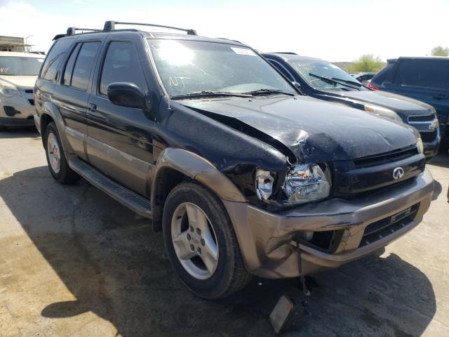 Infiniti QX4 salvage cars for sale: 2002 Infiniti QX4