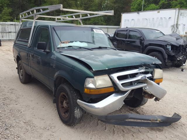 Salvage cars for sale from Copart Midway, FL: 1999 Ford Ranger