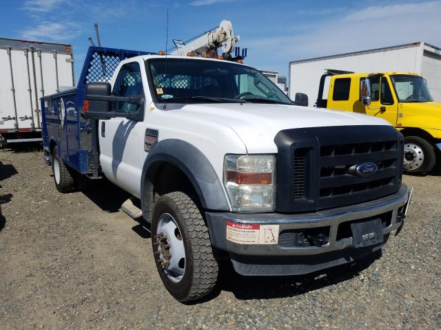Salvage cars for sale from Copart Sacramento, CA: 2010 Ford F550 Super