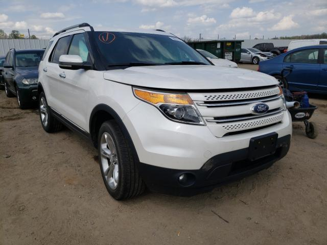 Ford salvage cars for sale: 2012 Ford Explorer L