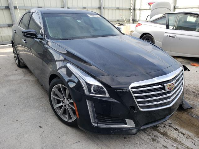Salvage cars for sale from Copart Homestead, FL: 2019 Cadillac CTS Luxury