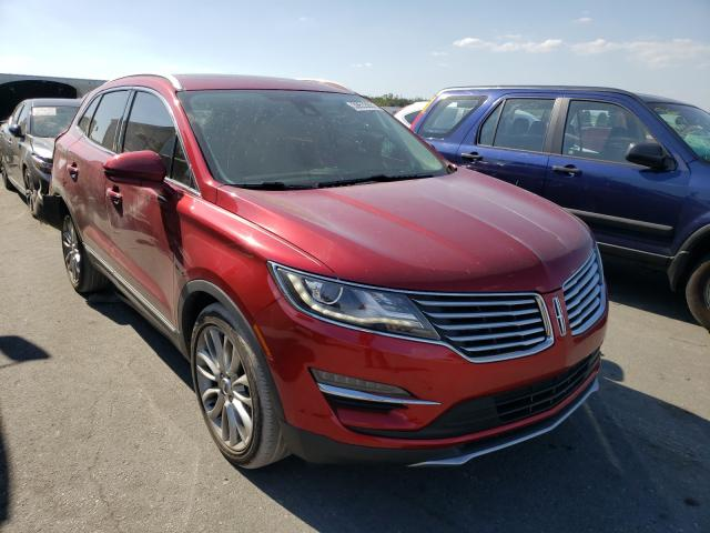 Salvage cars for sale from Copart Orlando, FL: 2017 Lincoln MKC Reserv