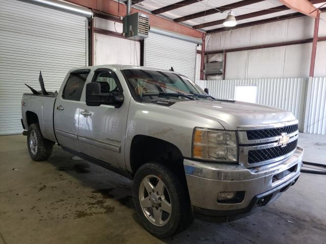 Salvage cars for sale from Copart Lufkin, TX: 2012 Chevrolet Silverado