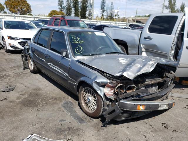 Global Auto Auctions: 1988 BMW 325 AUTOMA