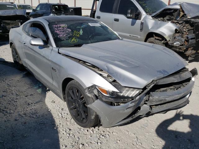 Vehiculos salvage en venta de Copart Haslet, TX: 2016 Ford Mustang GT