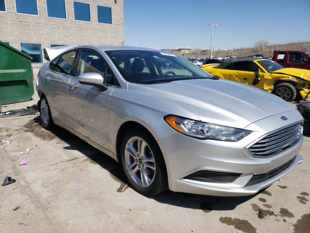 Salvage cars for sale from Copart Littleton, CO: 2018 Ford Fusion SE