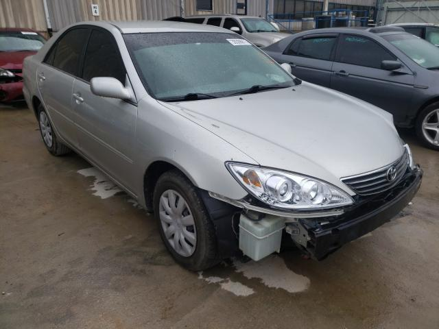 Salvage cars for sale from Copart Lawrenceburg, KY: 2005 Toyota Camry LE