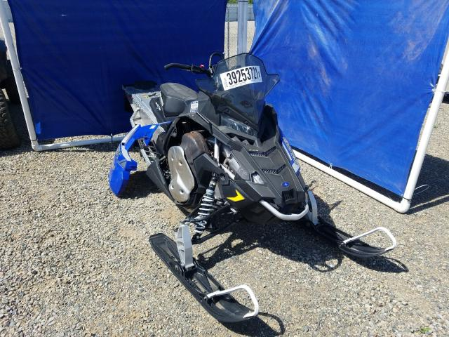 Salvage motorcycles for sale at Anderson, CA auction: 2018 Polaris RMK600