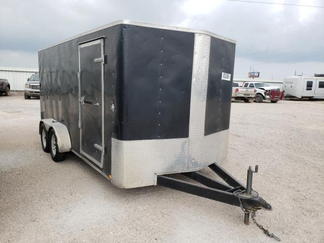 Salvage cars for sale from Copart Temple, TX: 2005 Cargo Trailer
