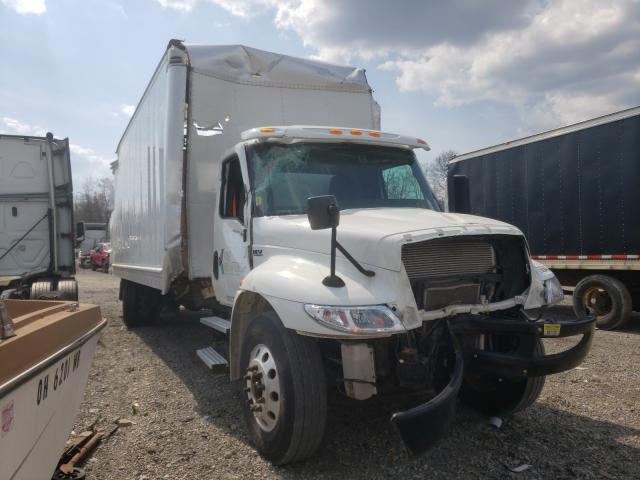 International MV607 salvage cars for sale: 2019 International MV607