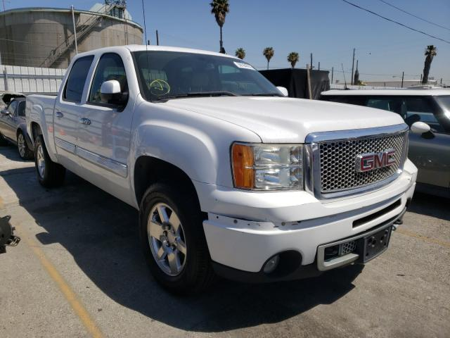 Salvage cars for sale from Copart Wilmington, CA: 2009 GMC Sierra K15