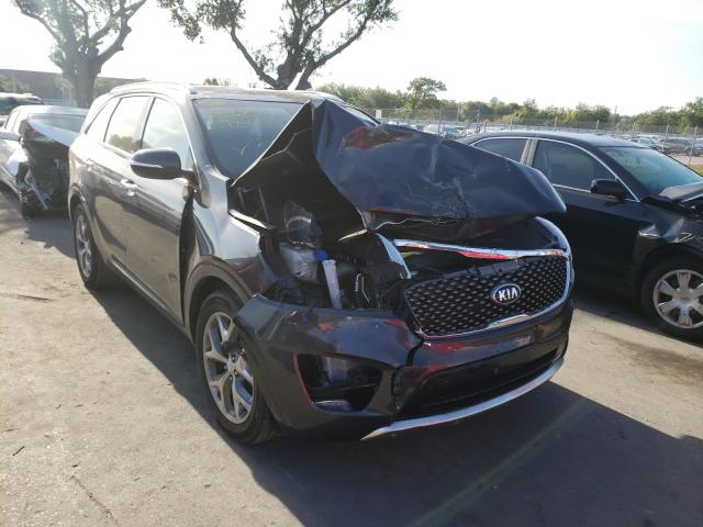2017 KIA Sorento SX for sale in Orlando, FL