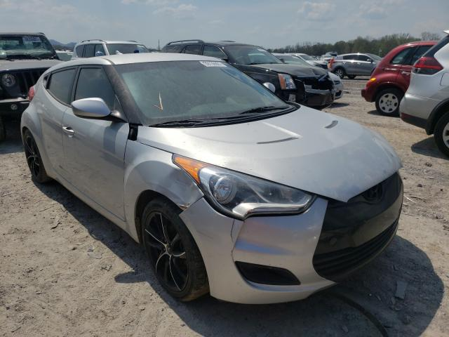 Salvage cars for sale from Copart Madisonville, TN: 2014 Hyundai Veloster