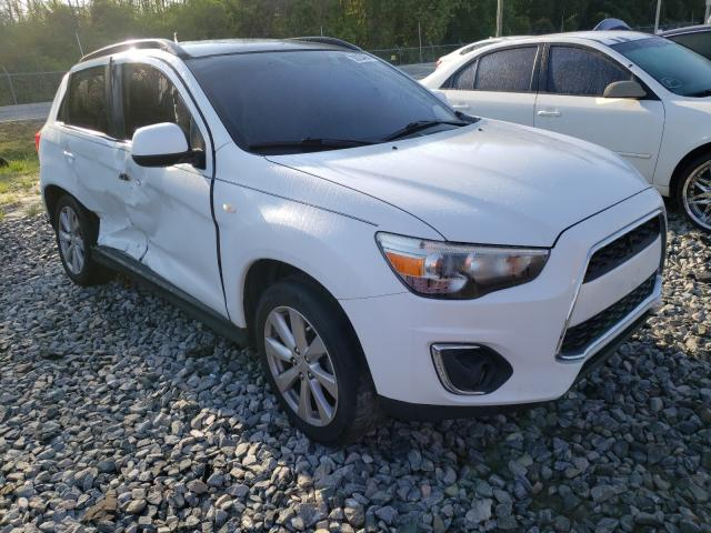 Salvage cars for sale from Copart Tifton, GA: 2013 Mitsubishi Outlander