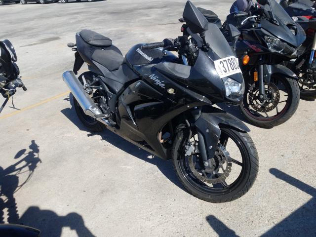Salvage cars for sale from Copart Sun Valley, CA: 2009 Kawasaki EX250 J