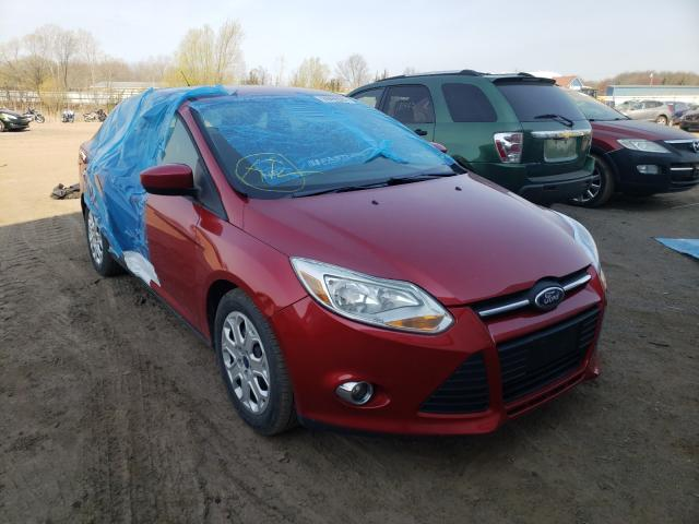 2012 FORD FOCUS SE 1FAHP3F2XCL220800