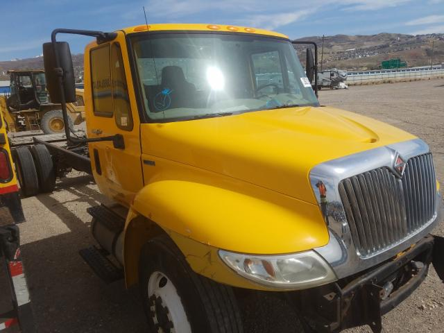International 4000 4300 salvage cars for sale: 2011 International 4000 4300
