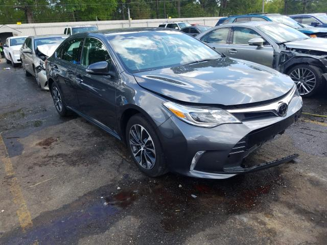 Salvage cars for sale from Copart Eight Mile, AL: 2018 Toyota Avalon XLE