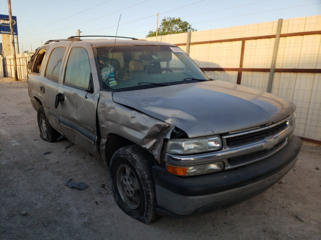 Salvage cars for sale from Copart Temple, TX: 2003 Chevrolet Tahoe C150