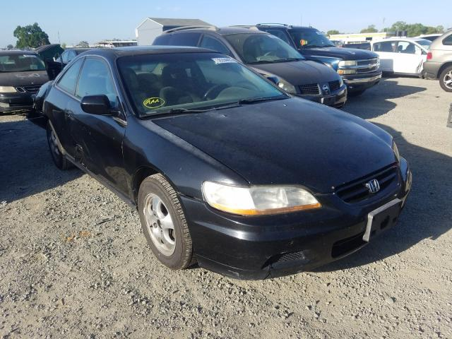 Salvage cars for sale from Copart Antelope, CA: 2002 Honda Accord SE