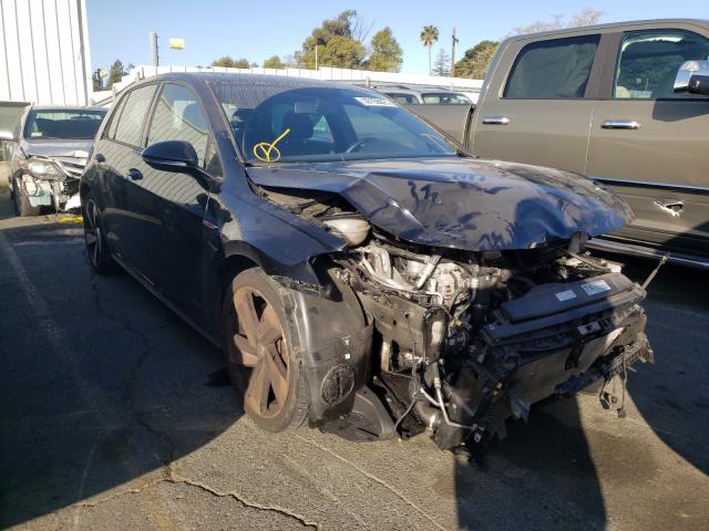 Salvage cars for sale from Copart Vallejo, CA: 2018 Volkswagen GTI S/SE