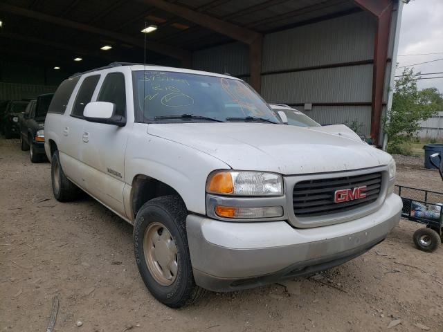 Salvage cars for sale from Copart Houston, TX: 2003 GMC Yukon XL C