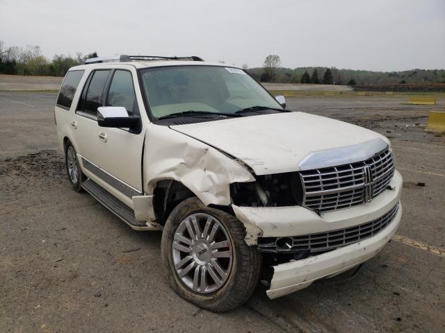 Lincoln Navigator salvage cars for sale: 2007 Lincoln Navigator