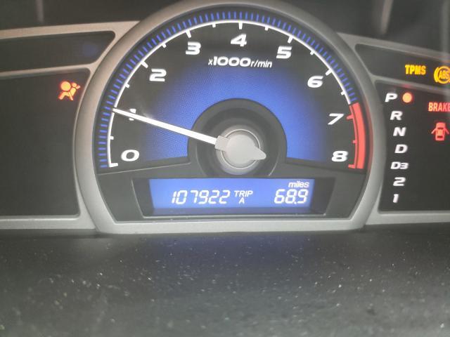 2010 HONDA CIVIC LX 2HGFG1B67AH516934