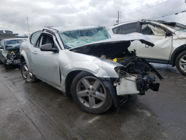 Salvage cars for sale from Copart Lebanon, TN: 2012 Dodge Avenger SE